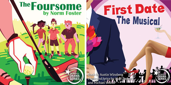 ODS 1819 The Foursome & First Date The Musical